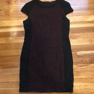 Zara fitted dress